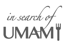 In search of umami