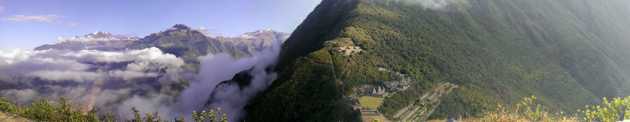 Choquequirao, Peru