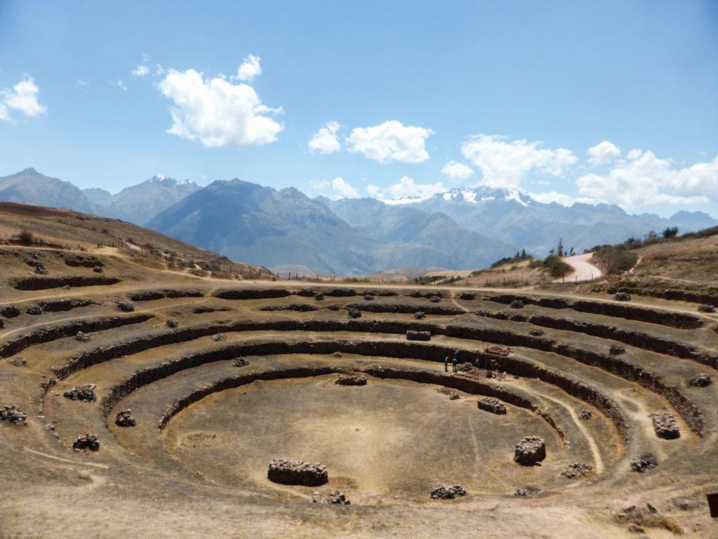 Moray, Cusco, Peru