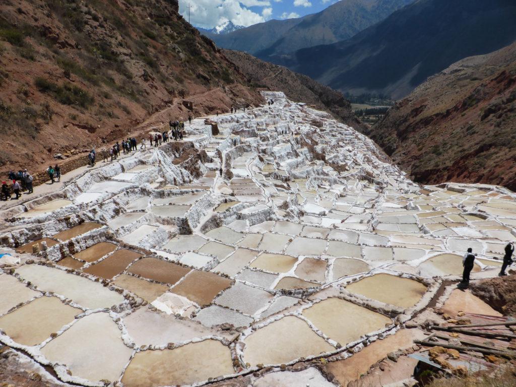 Salineras, Cusco, Peru