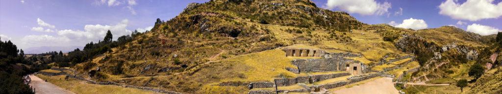 Tambomachay, Cusco Peru
