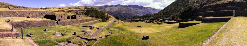 Tipon, Cusco, Peru
