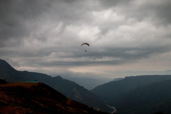 Canyon Chicamocha, San Gil, Colombia