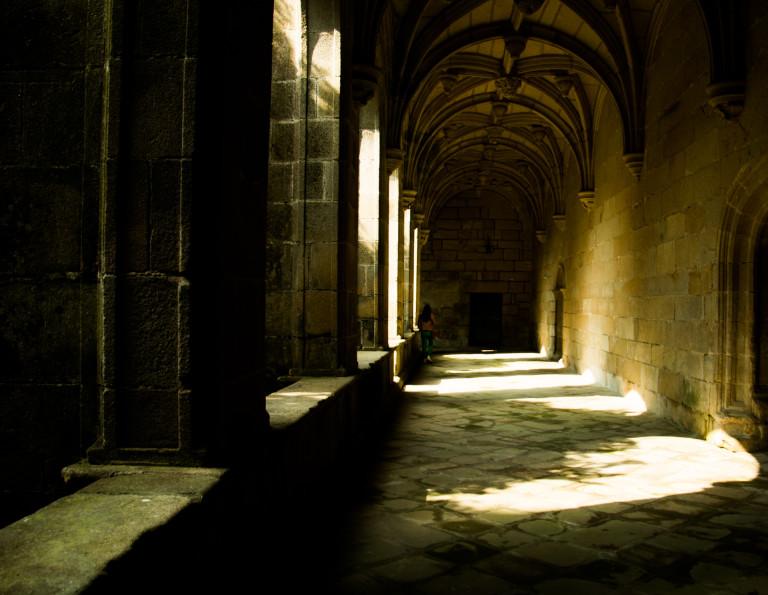 Monastery of San Juan de Poio, Spain