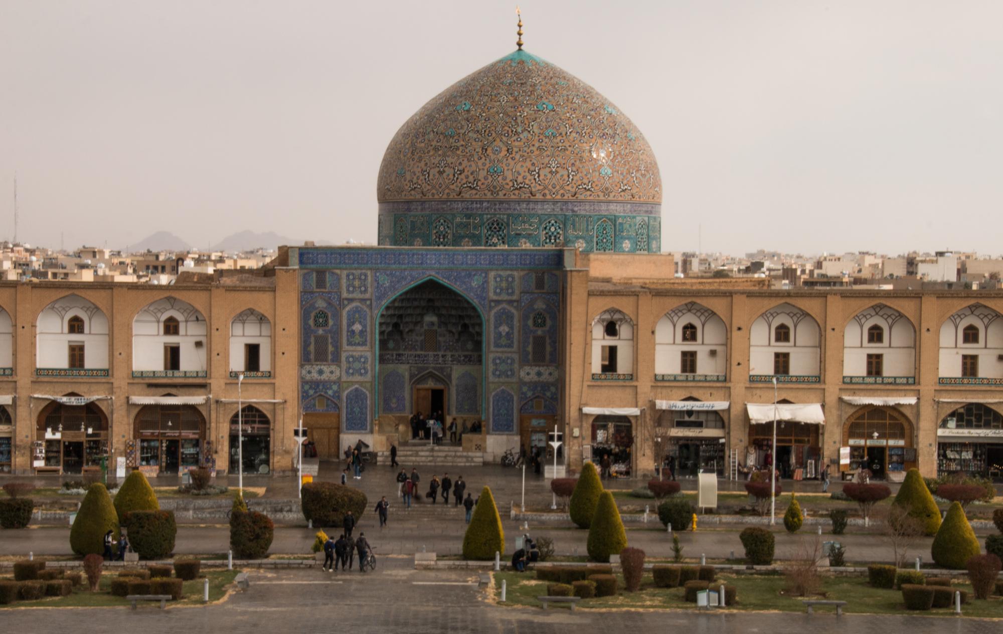 Isfahan. Iran