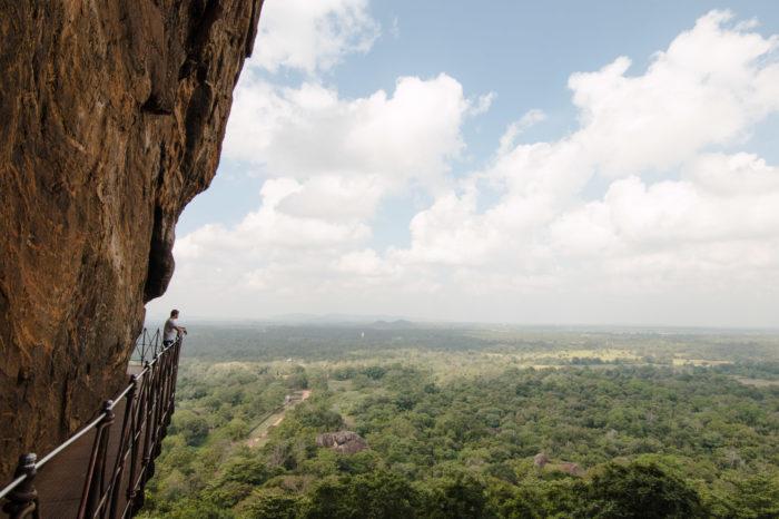 Sigirya Rock, Sri Lanka