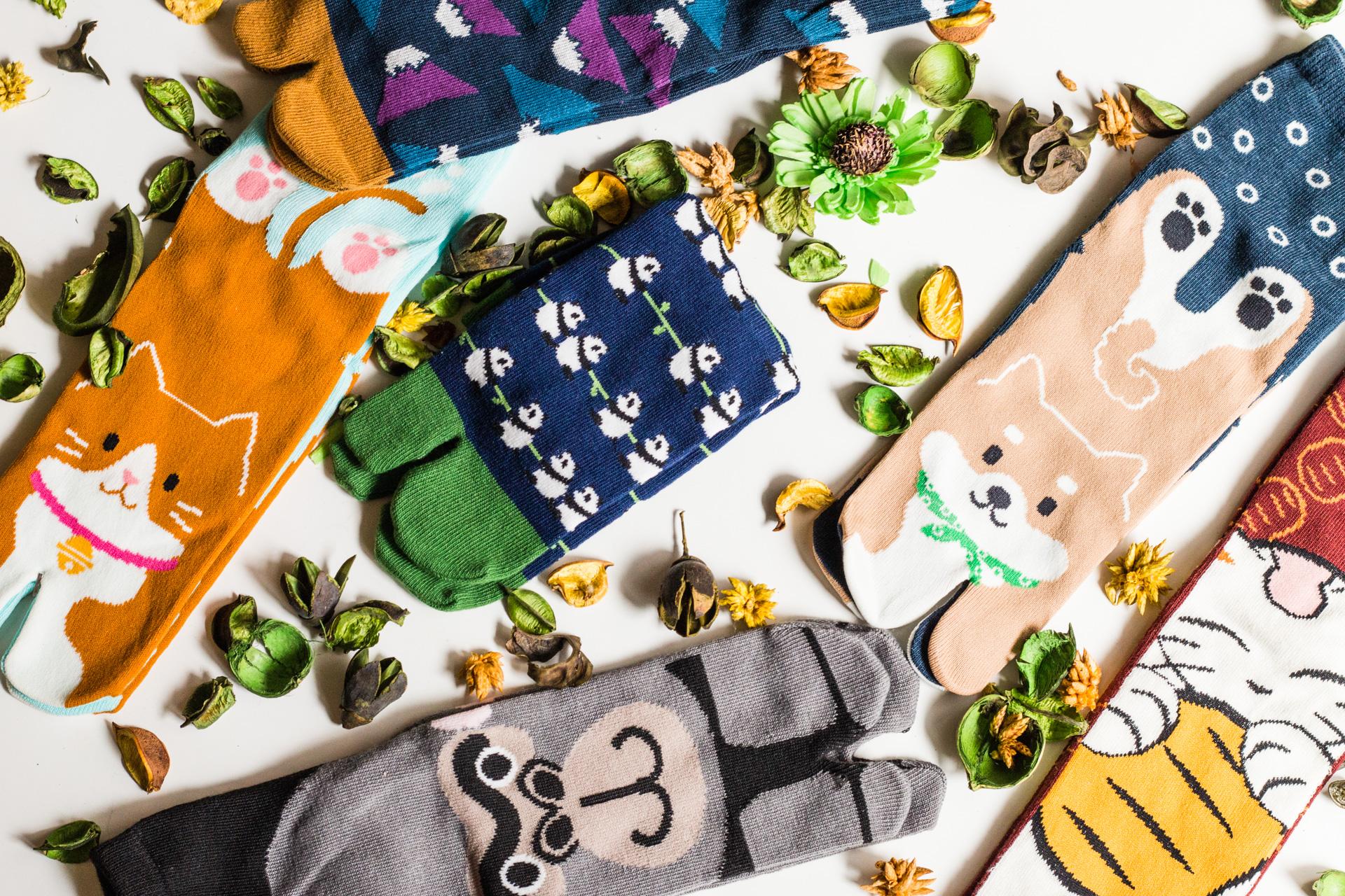 Socks, Japan