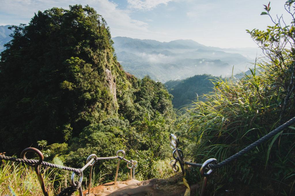 Xiaozi Mountain, Pingxi, Taiwan