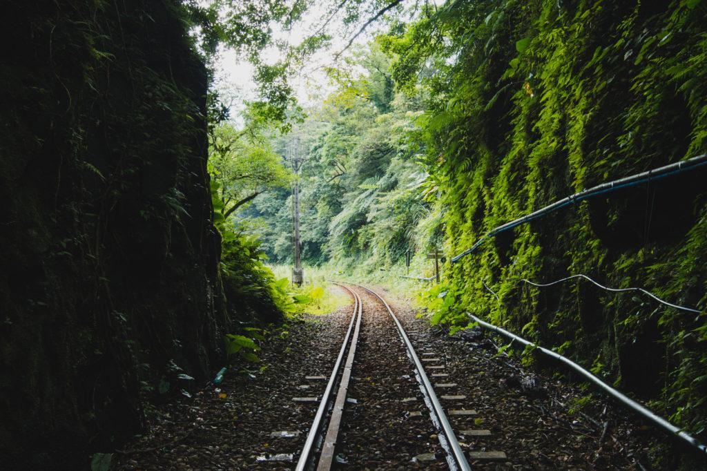 Trails, Taiwan