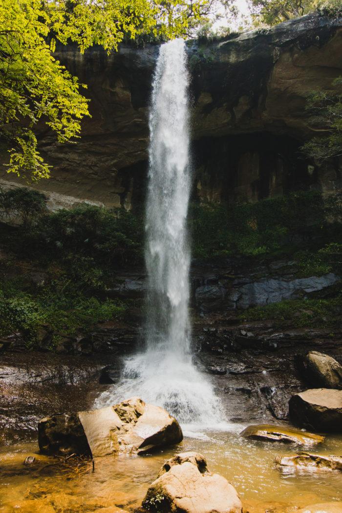 Pipadong Waterfall, Taiwan
