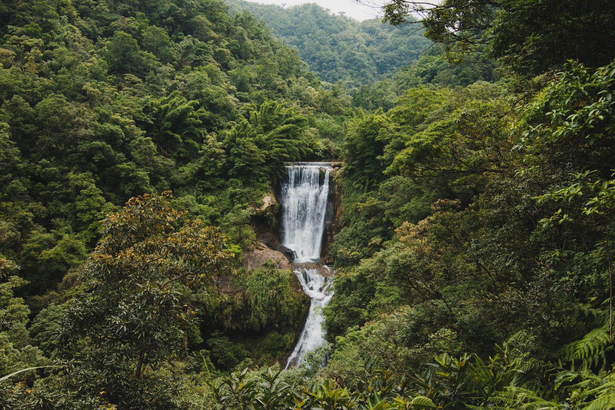 Hegu Waterfall, Taiwan