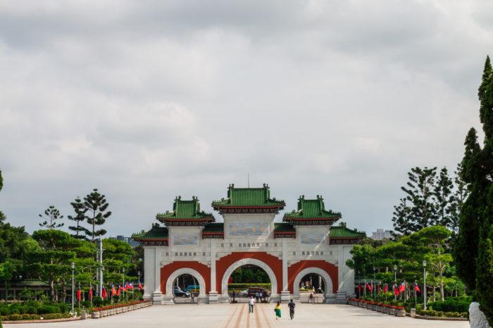 Martyrs' Shrine, Taipei, Taiwan