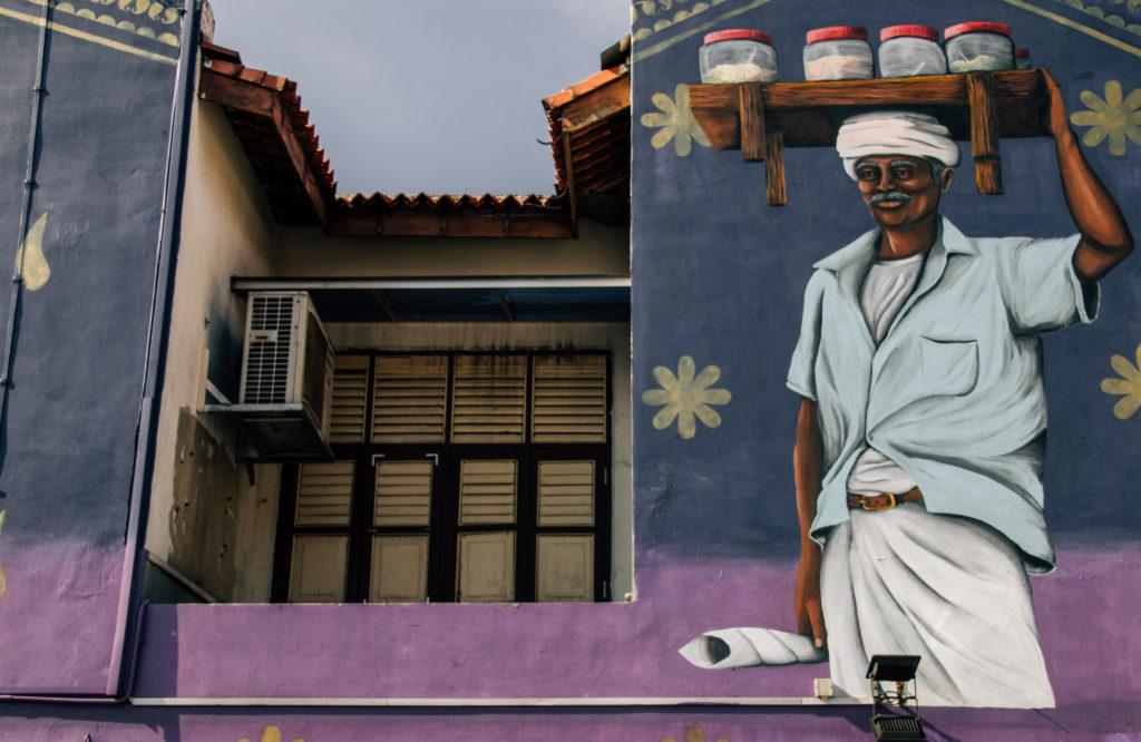 Street art, Singapore