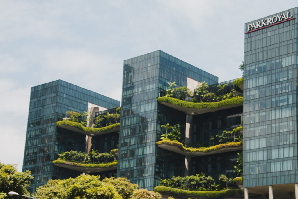 Vertical Gardens, Singapore