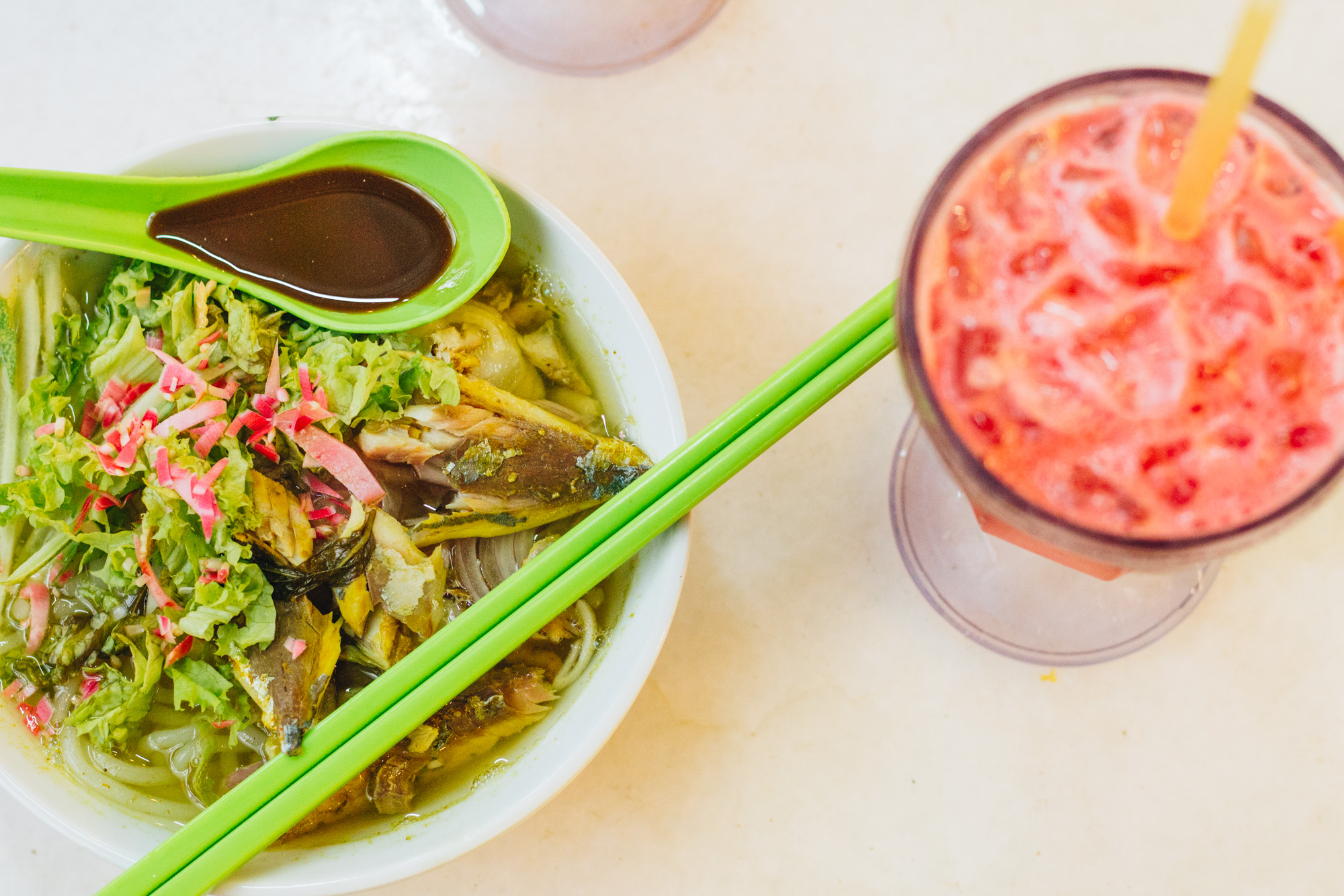 Food, Georgetown, Penang, Malaysia