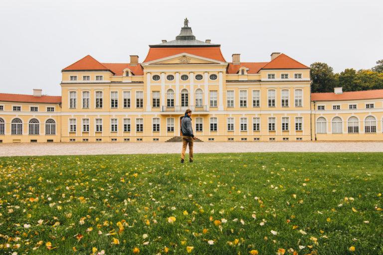 Rogalin, Poznan, Poland