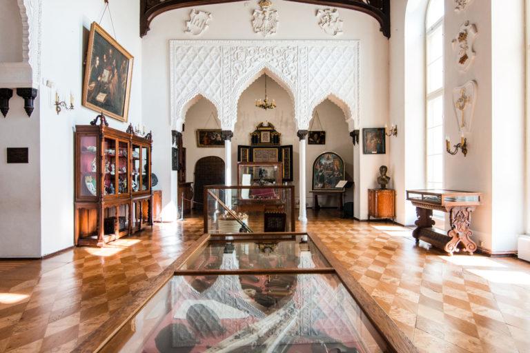 Palace in Kórnik, Poland