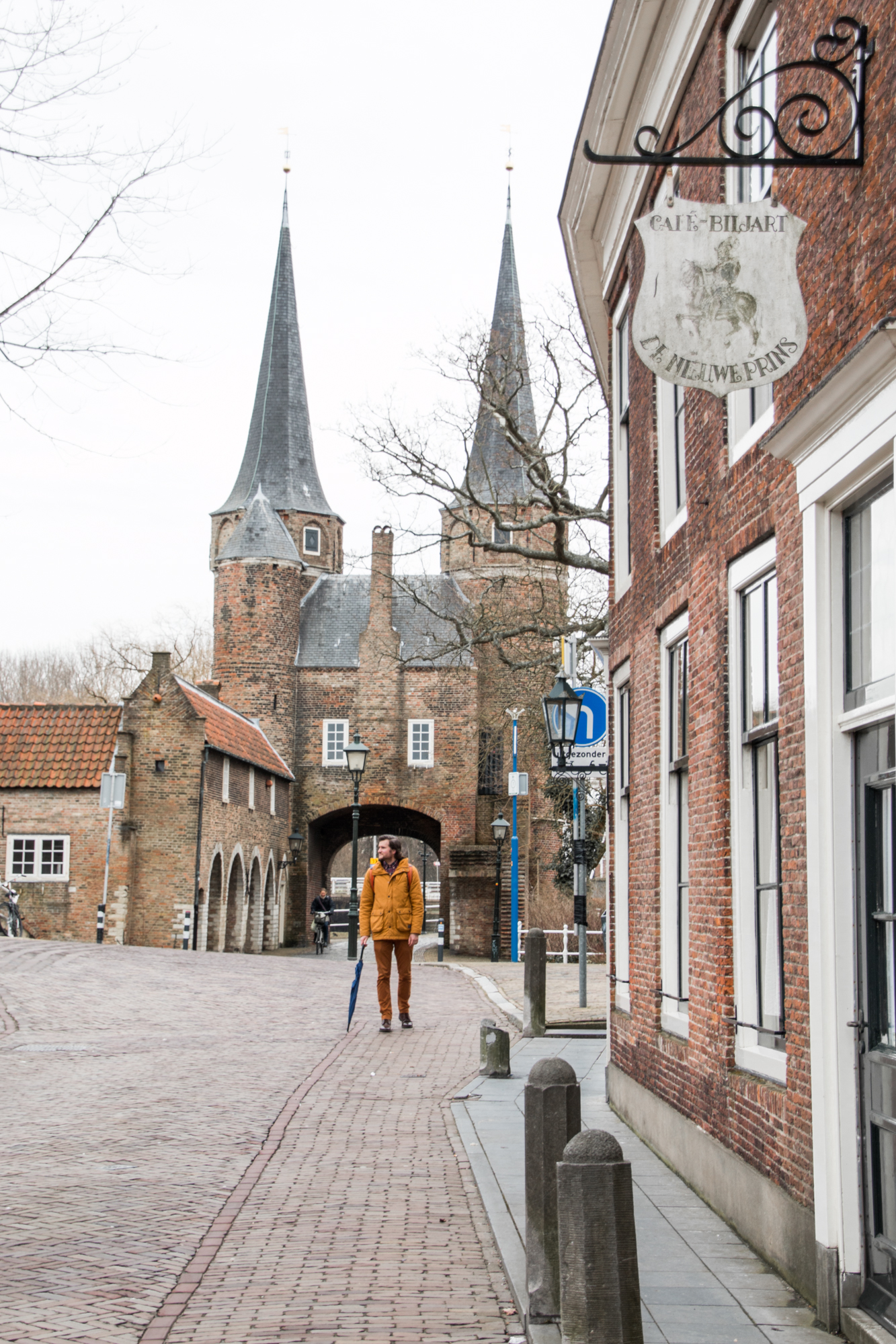 Eastern Gate, Delft, The Netherlands