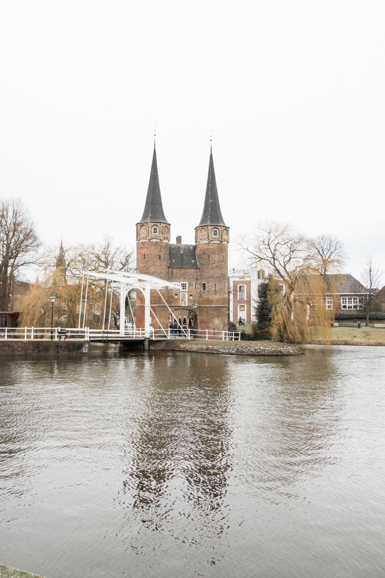 Eastern Gate, Delft, The Netherlands