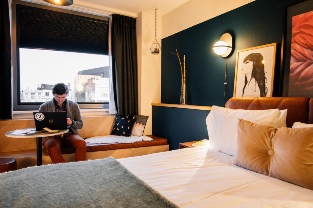 Hotel Indigo, Antwerp, Belgium