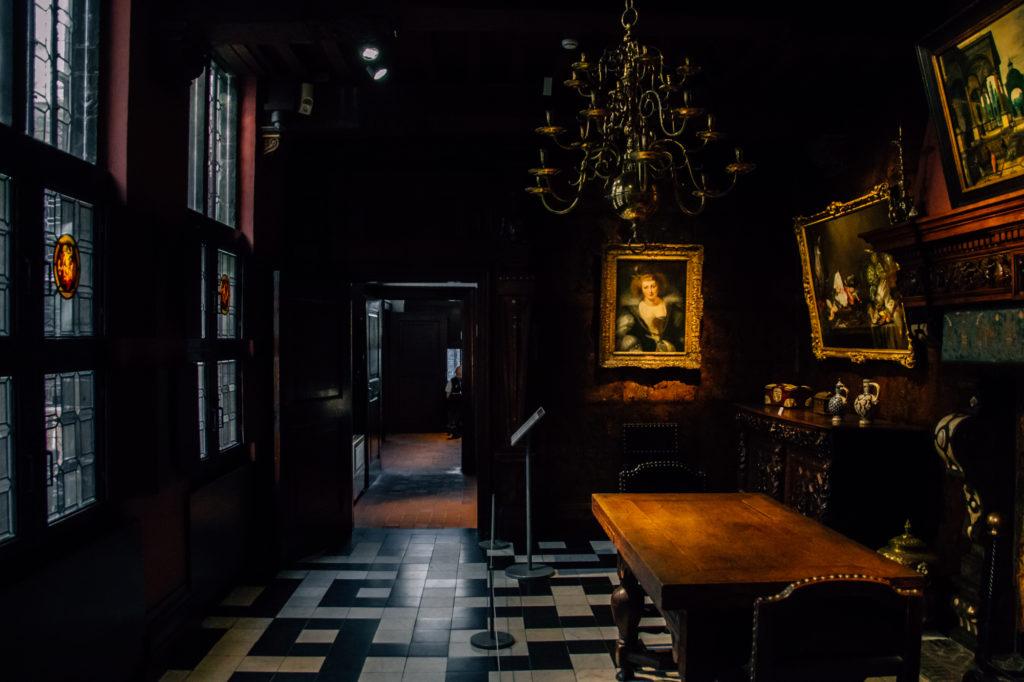Ruben's House, Antwerp, Belgium