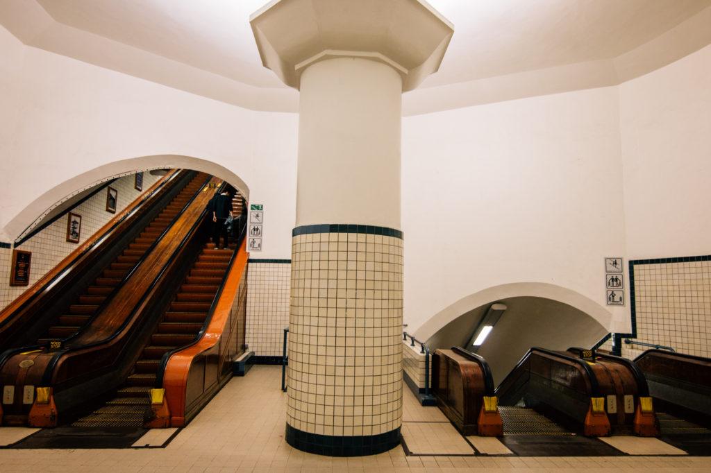 Annatunnel, Antwerp, Belgium