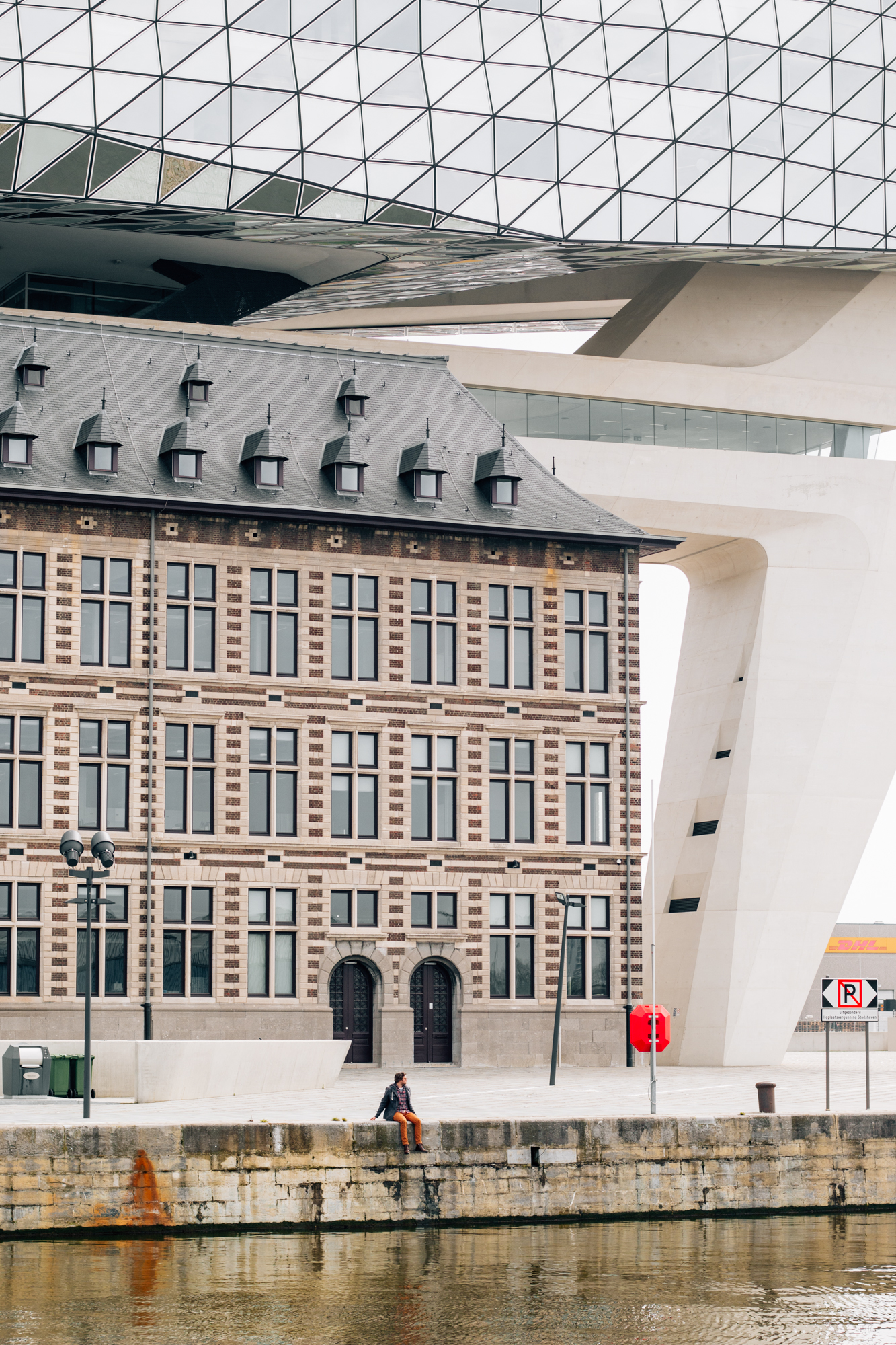 Port House, Antwerp, Belgium