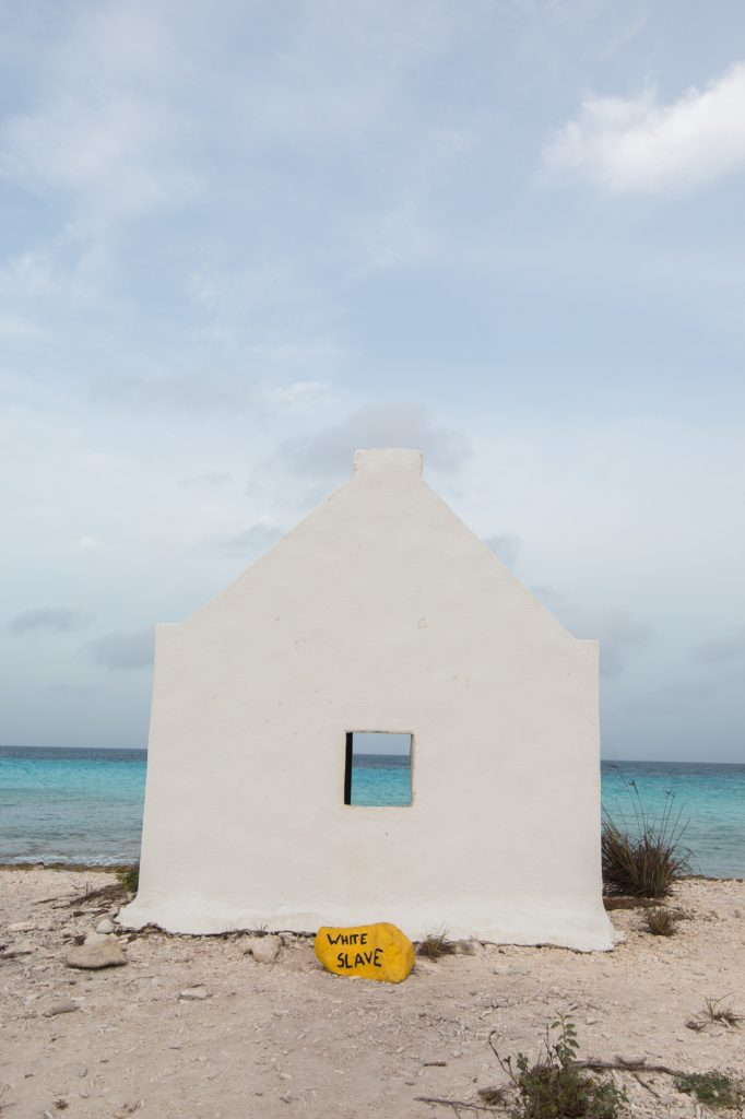 The white slave, Bonaire