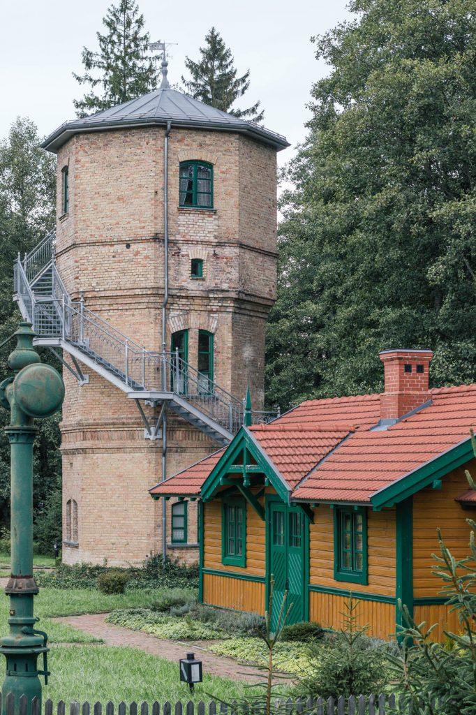 Carska, Bialowieza, Poland